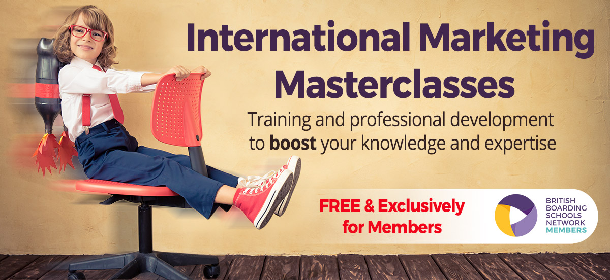 Webinars & Masterclasses for Members