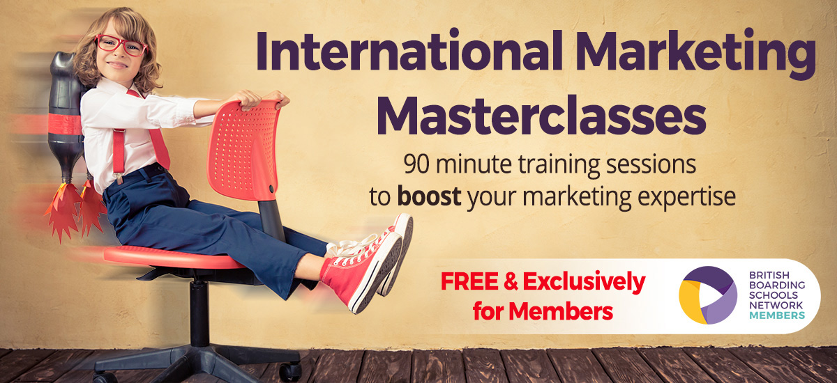 International Marketing Masterclasses - Spring Term 2021
